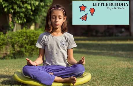 Little Buddha - Yoga für Kinder
